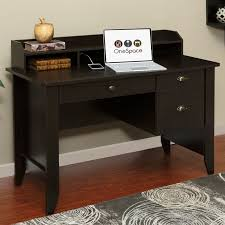 Writing Computer Desk Three Posts Baker Computer Desk With Hutch Reviews Wayfair