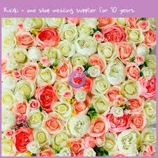 Wholesale Silk Flower Arrangements - k9489 wedding wholesale artificial flower arrangements cheap rose