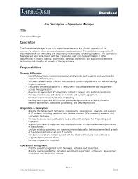 Resume Template For Secretary Secretary Job Description Samples
