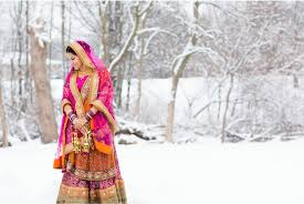 what to wear in weddings in winter season