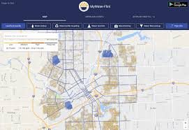 Csudh Map Umich Students Help Flint Residents Find Clean Water The