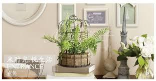 Artificial Plant Decoration Home Miz Home Decoration Plant Birdcage Home Decor Artificial Plant For
