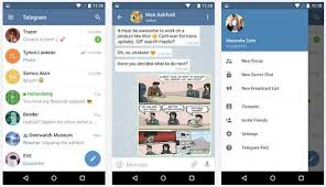 telegram for android telegram 2 9 0 apk for android free chat app