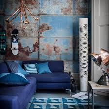 Blue Living Room Furniture Ideas Royal Blue Living Room Contemporary Decorating Ideas Livingetc