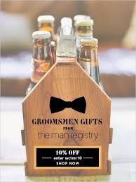 wedding registry for guys 11 best groomsmen gifts images on groomsman gifts be
