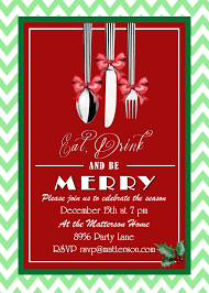 christmas cookie party invitations christmas dinner party invitations new designs for 2017