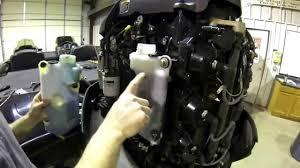 Mercury 25 Hp 2 Stroke Wiring Diagram Mercury Oil Tank Level Sensor 4 Beeps Every 2 Minutes Youtube