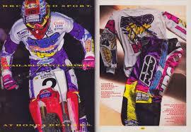 axo motocross boots motogp axo motocross gear throwback ads u002780s u002790s