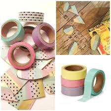 washi tape diy diy washi tape charm bracelets craft tutorial darice