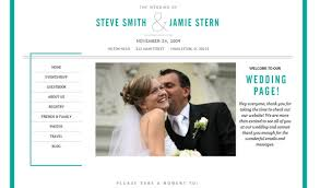 the best wedding websites wedding website trends