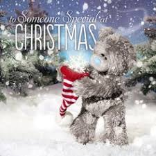 special couple me to you bear christmas card 1 79 tatty teddy