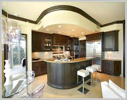 curved kitchen island designs curved kitchen island designs icontrall for