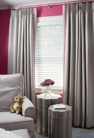 Dusty Pink Curtains Curtain Inspiring Gray And Pink Curtains Remarkable Gray And