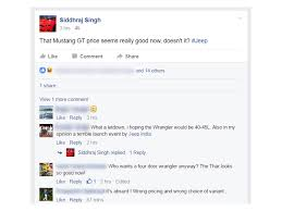 lexus price in india carwale epic social media reactions to the jeep india launch motorscribes