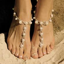 barefoot sandals wedding lailani barefoot sandal wedding dress from forever soles hitched