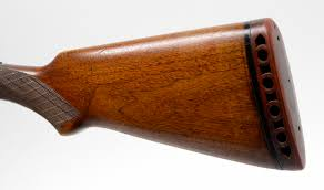winchester model 21 standard grade 12 gauge side by side shotgun