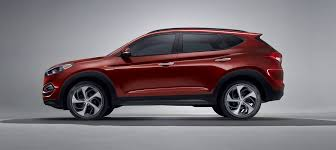 Tucson 2017 Crossover Utility Vehicle Top Crossover Suv