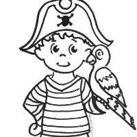 coloring pages pirates kids coloring pages 12199