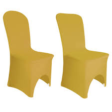 gold spandex chair covers spandex chair cover archives event essentials