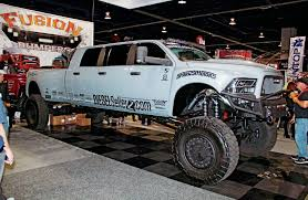 jeep truck lifted the lifted trucks of sema 2014
