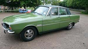 1976 rover p6 3500s classic car auctions