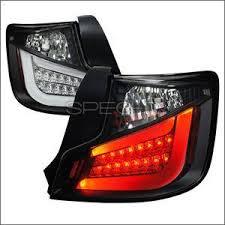 spec d tail lights spec d black led tail lights scion tc 2011 2013 tc2