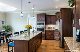 how a kitchen island adds value to a kitchen houseplansblog