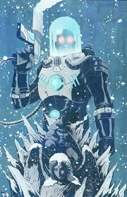 Mr Freeze Meme - mr freeze by tylerchion on deviantart