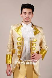 jacket pants vest fashion royal prince men suits formal dress