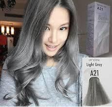 best box hair color for gray hair 1 box berina permanent hair color dye cream developer light gray