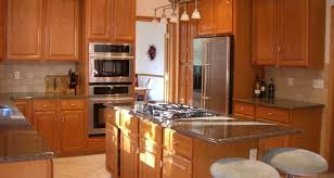 cabinet kitchen design ideas with oak cabinets beautiful cabinet