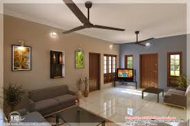 of late awesome living room interior designs by subin surendran