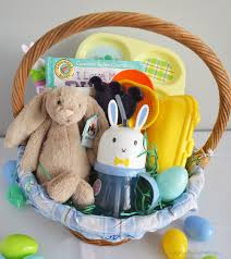 first easter basket ideas for a young toddler perpetually