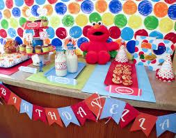 Birthday Party Ideas Homemade Elmo U0027s World Party Elmo Birthday Party Ideas Elmo Birthday And Elmo