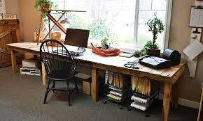 Diy Office Desks Office Desk Inspiration Make Your Own Home Office Business