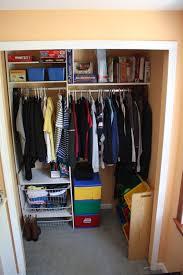 create the open closet repurpose your bi fold closet doors eve