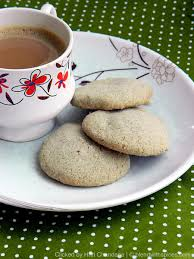 pearl millet almond cookies recipe eggless blend with spices