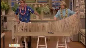How To Build Tiki Hut Video How To Make A Plywood Tiki Bar Martha Stewart