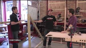 how to build a soccer goal with brian mcbride youtube