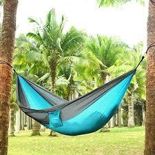newdora camping hammocks garden hammock ultralight portable nylon