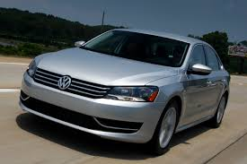 2012 vw passat brings hybrid beating diesel tech stateside