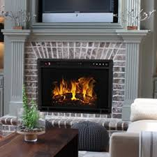 23 Inch Electric Fireplace Insert by Gibson Living Ventless Wall Mount Electric Fireplace Insert