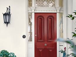 blood red paint blood red front door inspirations paint
