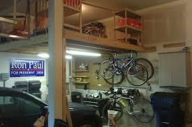 new garage loft built a storage loft in the garage 100 sq u2026 flickr