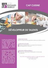 greta formation cuisine cap cuisine lycée edouard herriot in cap cuisine en 1 an coin de