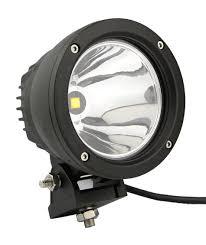 Led Light Bar Driving Lights by 4 5 Inch Round 25w Led Work Light 4x4 Aluminium Cree Spot Led