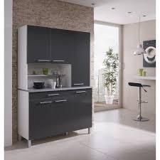 buffet de cuisine pas cher conforama emejing meuble de cuisine gris conforama ideas amazing house