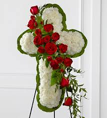 dillons floral dillons the ftd floral cross easel hutchinson ks 67504 ftd