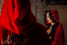 Cape Designs by Belinda U0027s Designs Haute Couture Lady In Red Cape