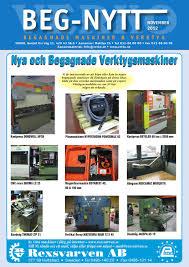 beg nytt november 2012 by verko tidningen för svensk